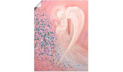 Artland Wandbild »Engelbild - pastell«, Religion, (1 St.) kaufen
