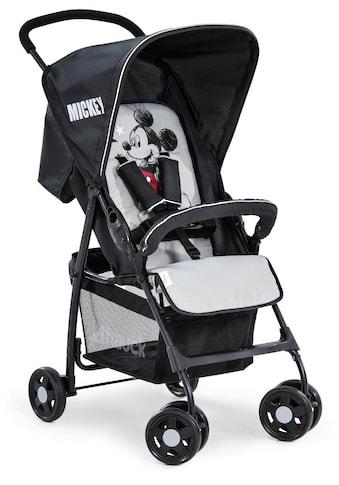 Hauck Kinder-Buggy »Sport, Mickey Stars«, mit schwenk- und feststellbaren... kaufen