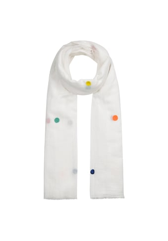 Codello Tupfen - Schal aus leichter Sommerbaumwolle kaufen