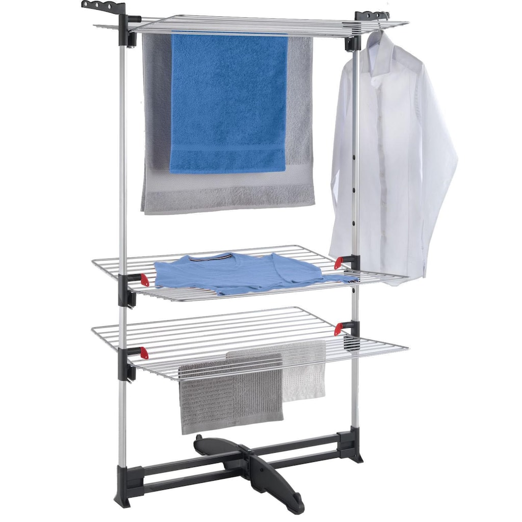 Metaltex Turmwäscheständer »Ciclone Vario«