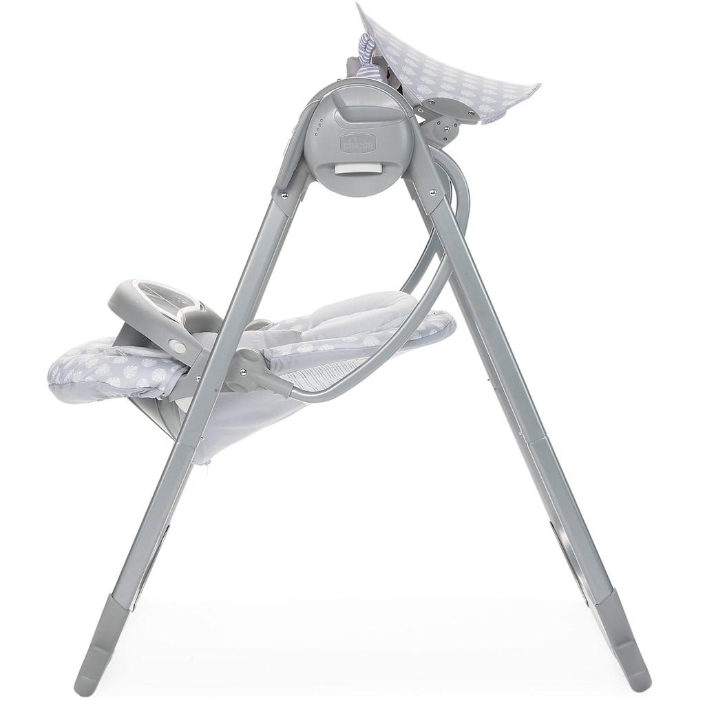 Chicco Babyschaukel »Polly Swing Up, Leaf«, bis 9 kg, elektrisch