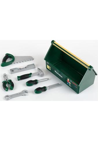 """Klein Spielwerkzeugkoffer """"Bosch Work - Box"""", (Set) kaufen"""