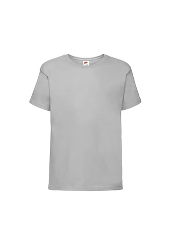 Fruit of the Loom T-Shirt »Kinder Sofspun, Kurzarm, Rundhalsausschnitt« kaufen