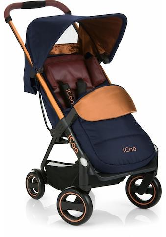 iCoo Kinder-Buggy »Acrobat Copper Blue«, mit leichtem und stylischem Aluminiumgestell kaufen
