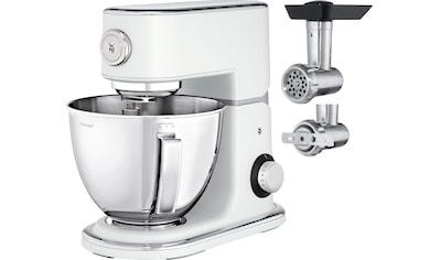 WMF Küchenmaschine Profi Plus, weiß, 1000 Watt, Schüssel 5 Liter kaufen
