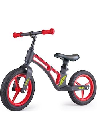 Hape Laufrad »Mein erstes Laufrad, Schwarz & Rot«, Rahmen und Felgen aus... kaufen