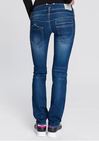 Herrlicher Gerade Jeans »PITCH STRAIGHT ORGANIC«, umweltfreundlich dank Kitotex... kaufen