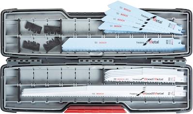 BOSCH Säbelsägeblatt »16-tlg. ToughBox-Sägeblatt-Set Demolition für Hubsäge« kaufen