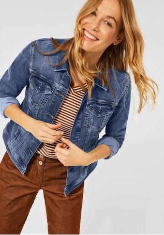 Cecil Jeansblazer, mit Brust- und Eingrifftaschen kaufen