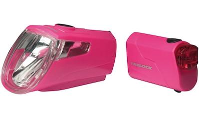 Trelock Fahrradbeleuchtung »LS 360 I-GO ECO«, (Set, Front- und Rücklicht) kaufen