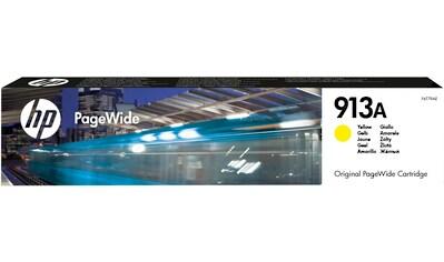 HP Tintenpatrone »hp 913A Original Gelb«, (1 St.) kaufen