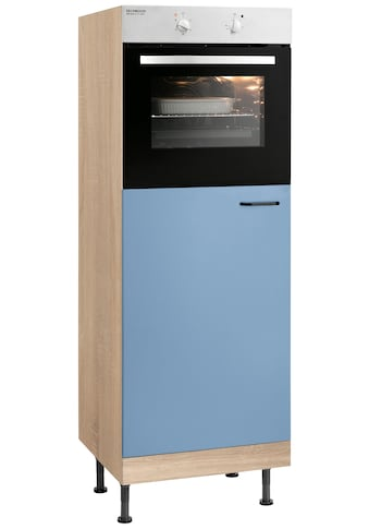 OPTIFIT Backofen/Kühlumbauschrank »Elga«, mit Soft-Close-Funktion, höhenverstellbaren... kaufen