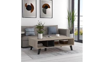 FORTE Couchtisch »Couchtisch Carea«, modern, trendig, vielseitig einsetzbar kaufen