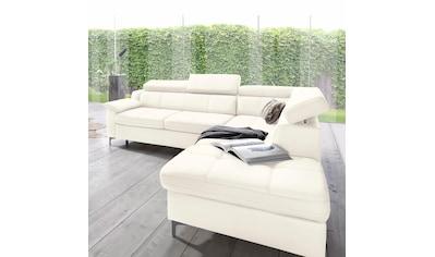 exxpo  -  sofa fashion Ecksofa kaufen