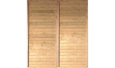 Karibu Seitenwand, für Carport »Eco 2«/»Eco 3« kaufen