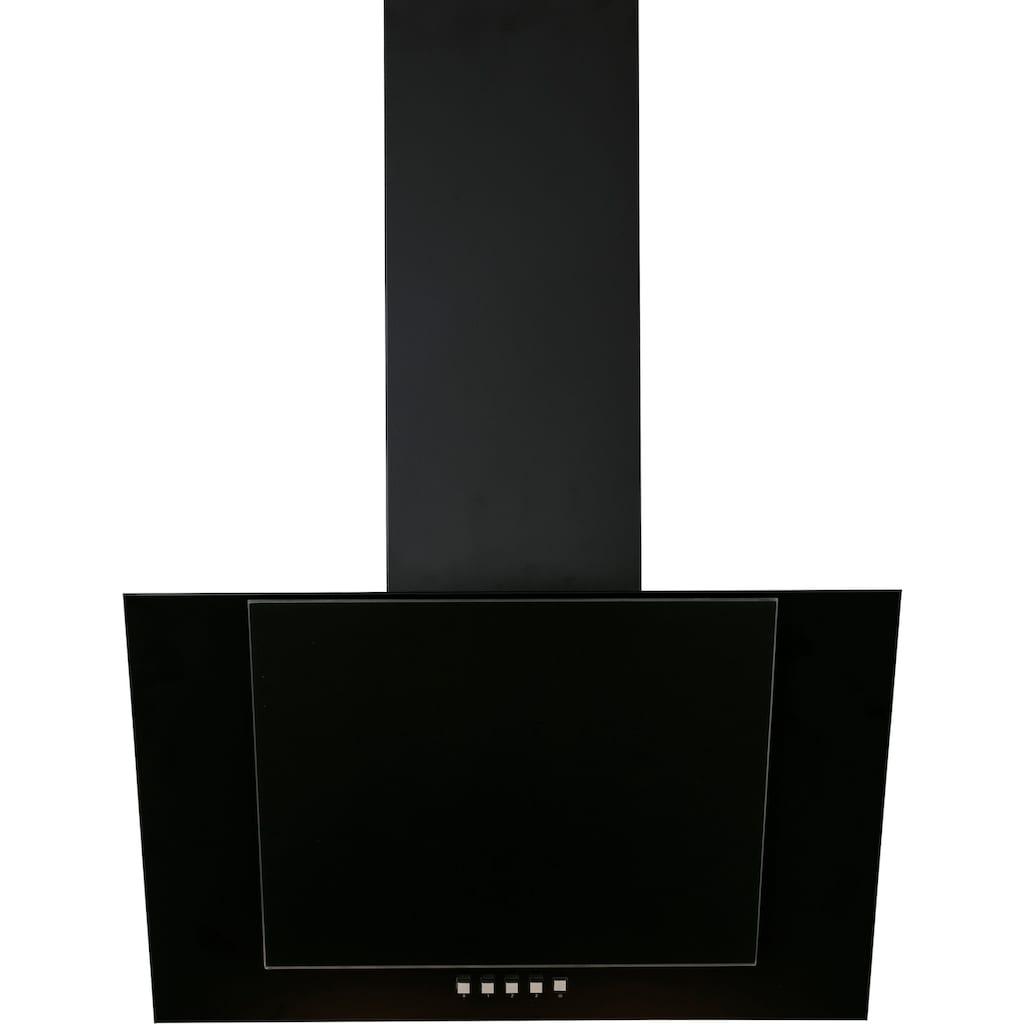 wiho Küchen Küchenzeile »Kansas«, mit E-Geräten, Breite 220 cm