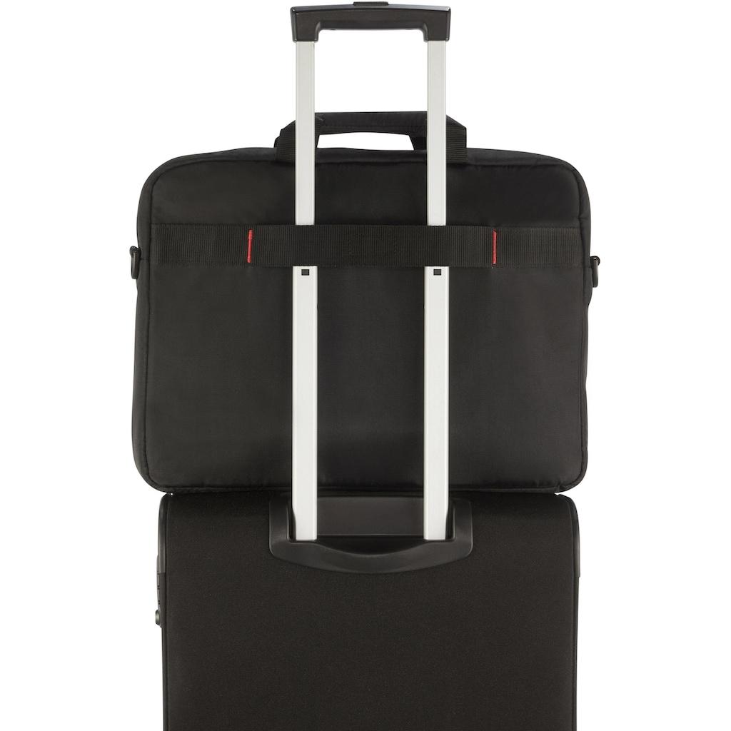 Samsonite Laptoptasche »Guardit 2.0, 17.3, black«, mit 17,3 Zoll Laptopfach