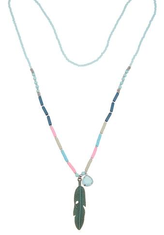 leslii Halskette mit Feder-Anhänger kaufen