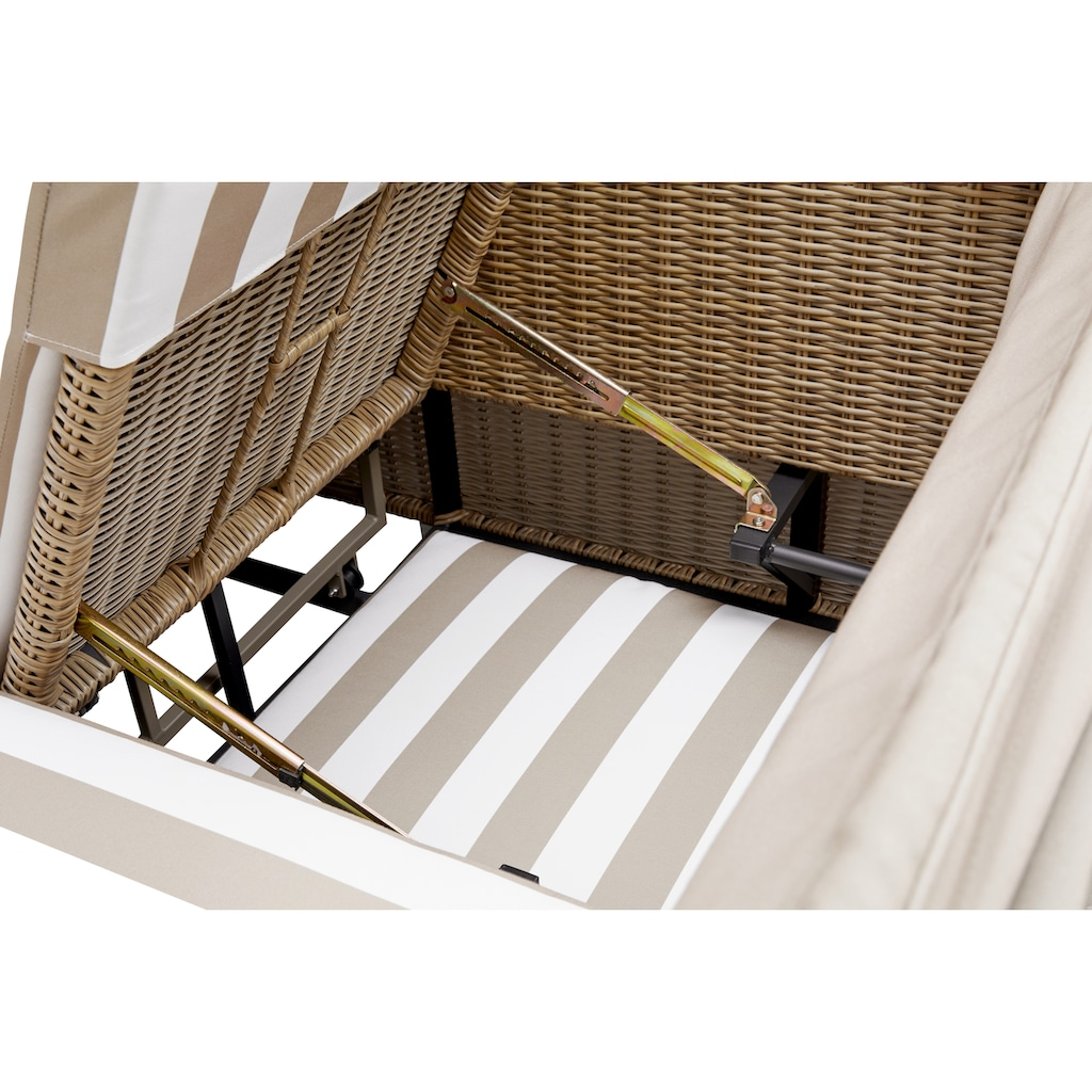Guido Maria Kretschmer Home&Living Loungesofa »Norderney«, BxLxH: 146x140x78 cm