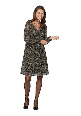 Inspirationen Kleid aus duftigem Georgette kaufen