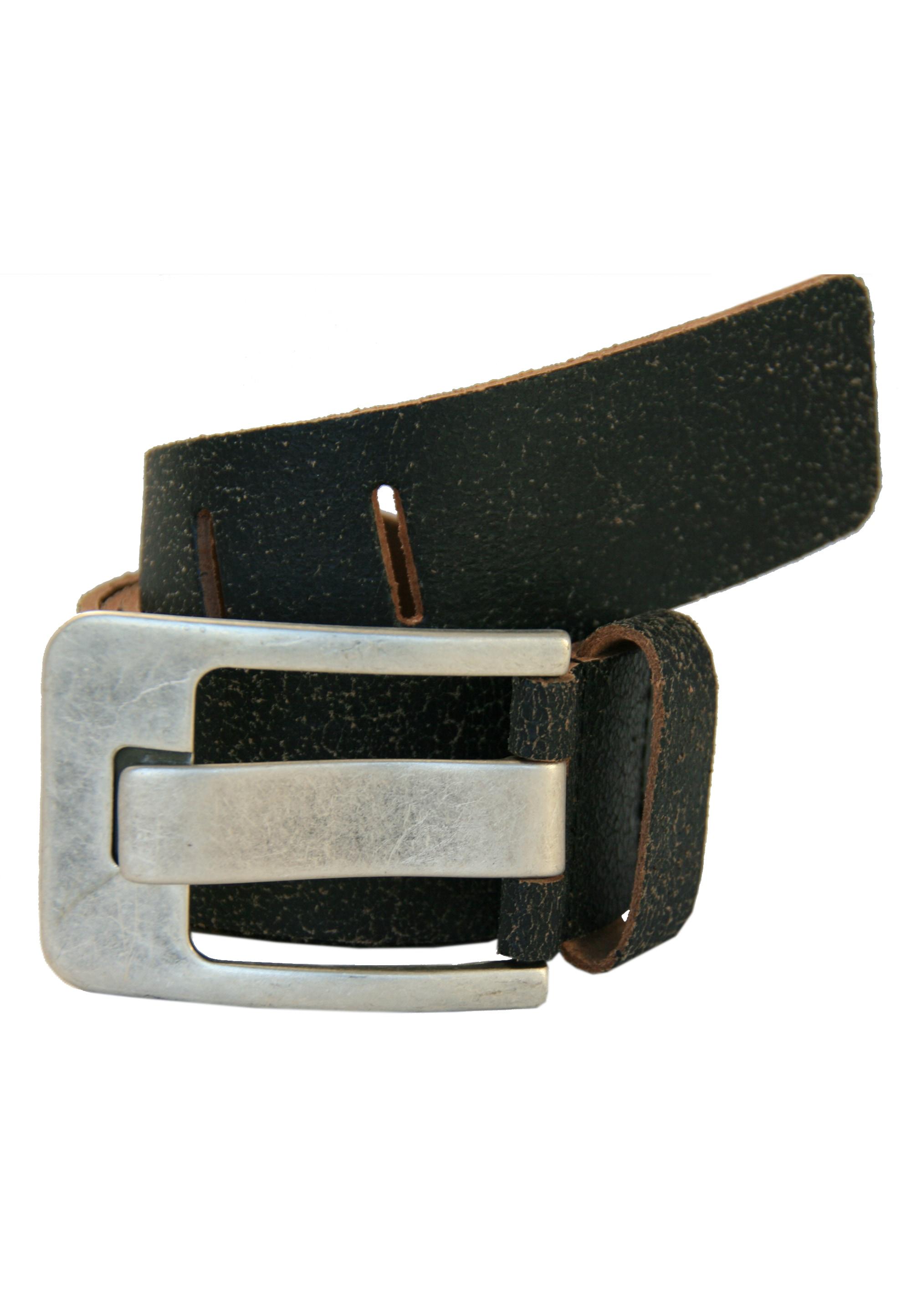 Petrol Industries Ledergürtel, mit hochwertiger Dornschließe schwarz Damen Ledergürtel Gürtel Accessoires 50121_0001_85
