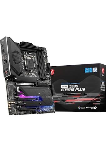 MSI Mainboard »MPG Z590 GAMING PLUS« kaufen