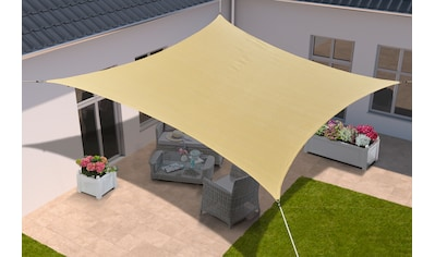 KONIFERA Sonnensegel »Viereck«, 300x250 cm, in verschied. Farben kaufen