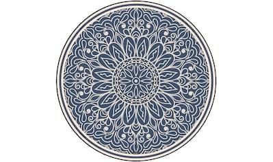 MySpotti Vinylteppich »Dilan«, rund, 0 mm Höhe, rund, wasserfest und statisch haftend kaufen