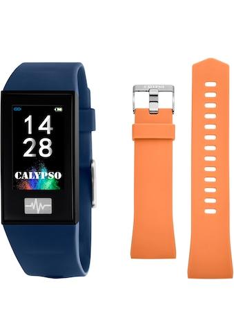 CALYPSO WATCHES Smartwatch »Smartime, K8500/5«, (Mit Wechselarmband) kaufen