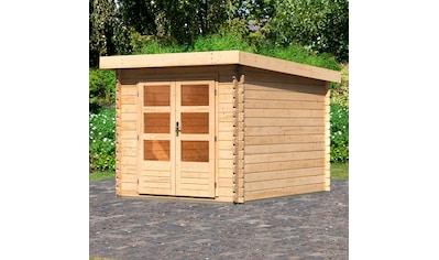 KONIFERA Gartenhaus »Schloßsee 4« kaufen