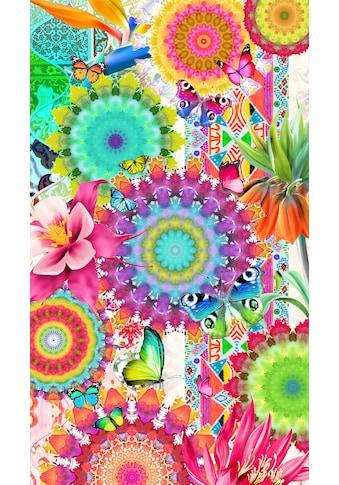hip Strandtuch »Feliz«, (1 St.), mit Mandalas und Schmetterlingen kaufen