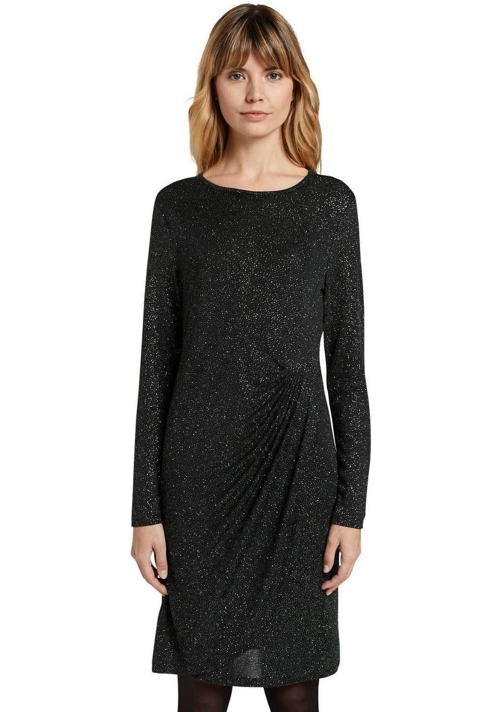 TOM TAILOR Denim Jerseykleid Damenmode/Bekleidung/Kleider/Shirtkleider