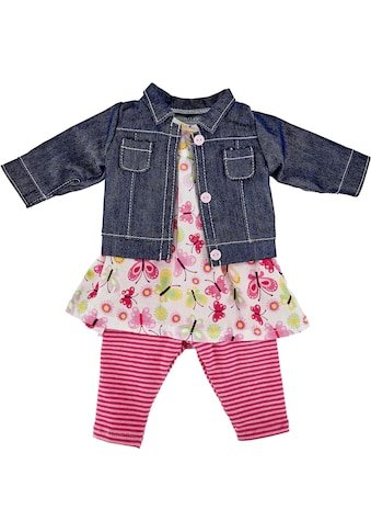 "Käthe Kruse Puppenkleidung ""Kindergarten Sommeroutfit"", (3 - tlg.) kaufen"
