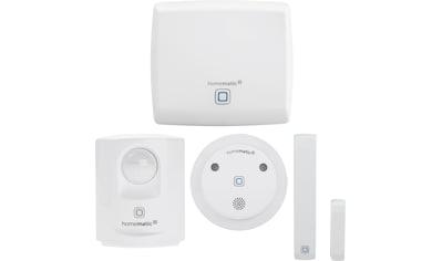Homematic IP »Sicherheit (4 - tlg)« Smart - Home Starter - Set kaufen