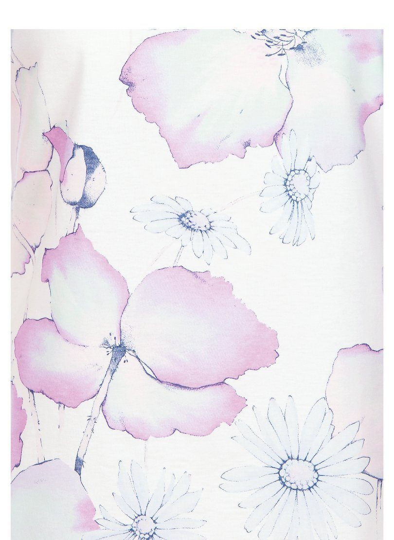 Trigema Nachthemd Floral