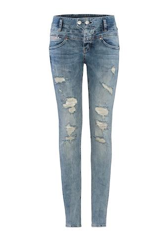 Herrlicher Boyfriend-Jeans »Bijou«, im Destroyed-Look kaufen