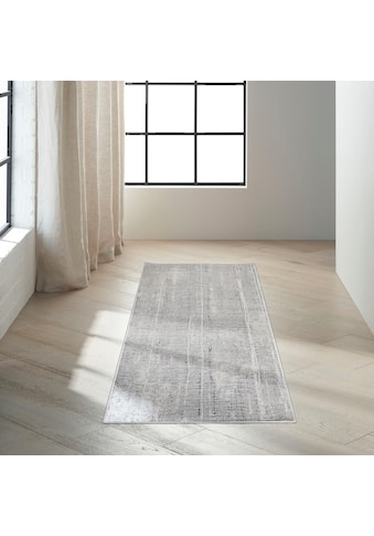 Läufer, »Vapor CK970«, Calvin Klein, rechteckig, Höhe 7 mm, maschinell gewebt kaufen