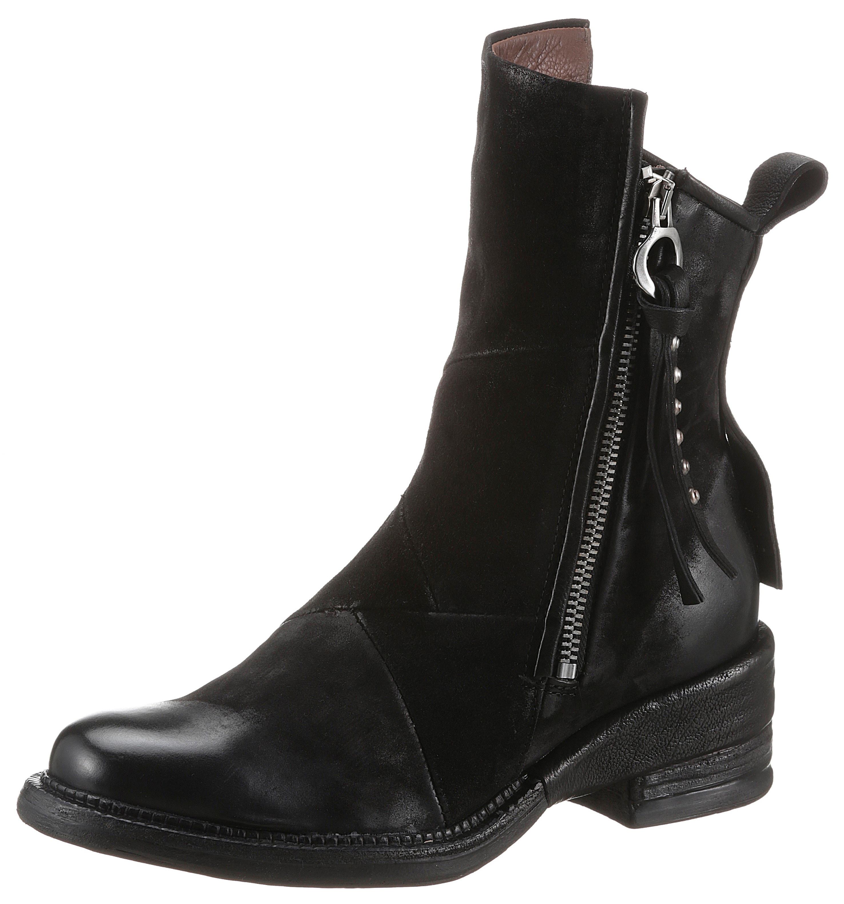a.s.98 -  Cowboy Boots MIRACLE, mit lässigen Fransen