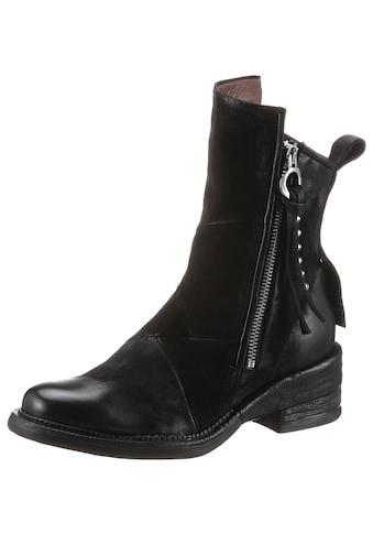 A.S.98 Cowboy Boots »MIRACLE«, mit lässigen Fransen kaufen