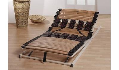f.a.n. Schlafkomfort Teiltellerlattenrost »Ortholux KF«, 29 Leisten, Kopfteil manuell verstellbar kaufen