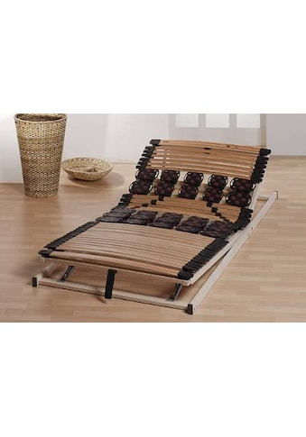 f.a.n. Schlafkomfort Teiltellerlattenrost »Ortholux KF«, 29 Leisten, Kopfteil manuell... kaufen