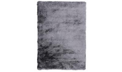 carpetfine Hochflor-Teppich »Breeze«, rechteckig, 45 mm Höhe, besonders weich mit leichtem Glanz Garn, Wohnzimmer kaufen