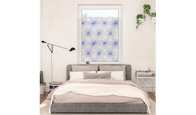 LICHTBLICK ORIGINAL Fensterfolie »Fensterfolie selbstklebend, Sichtschutz, Flower... kaufen