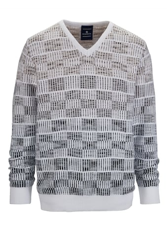 Babista Pullover mit hochwertigem Jacquard - Muster kaufen