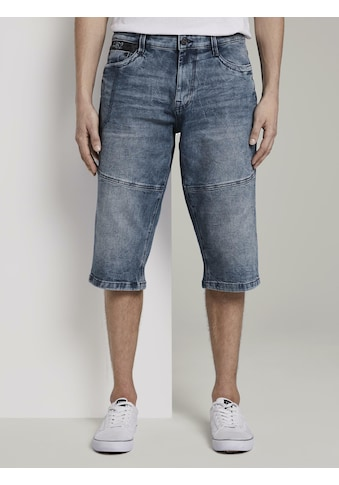 TOM TAILOR Bequeme Jeans »Morris Relaxed Bermuda Jeans - Shorts« kaufen
