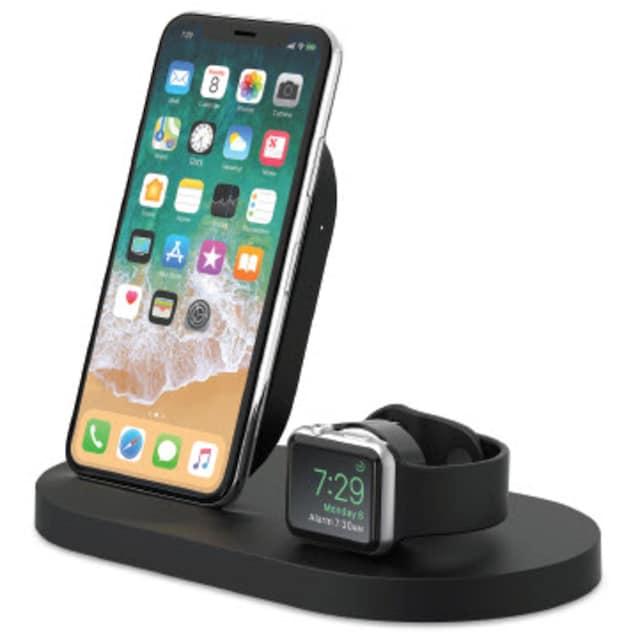 Belkin Lader »7,5W Wireless Charging Dock iPhone und Apple Watch«