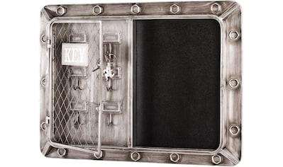 HAKU Schlüsselkasten »19811«, mit integrierter Schreibtafel kaufen