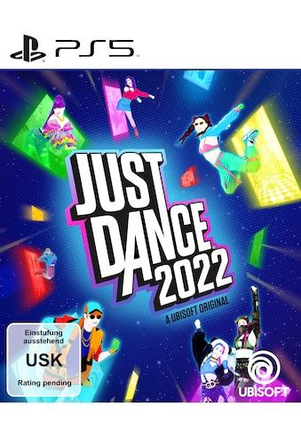 UBISOFT Spiel »Just Dance 2022«, PlayStation 5 kaufen