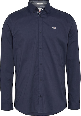 TOMMY JEANS Langarmhemd »TJM TAPE OXFORD SHIRT« kaufen