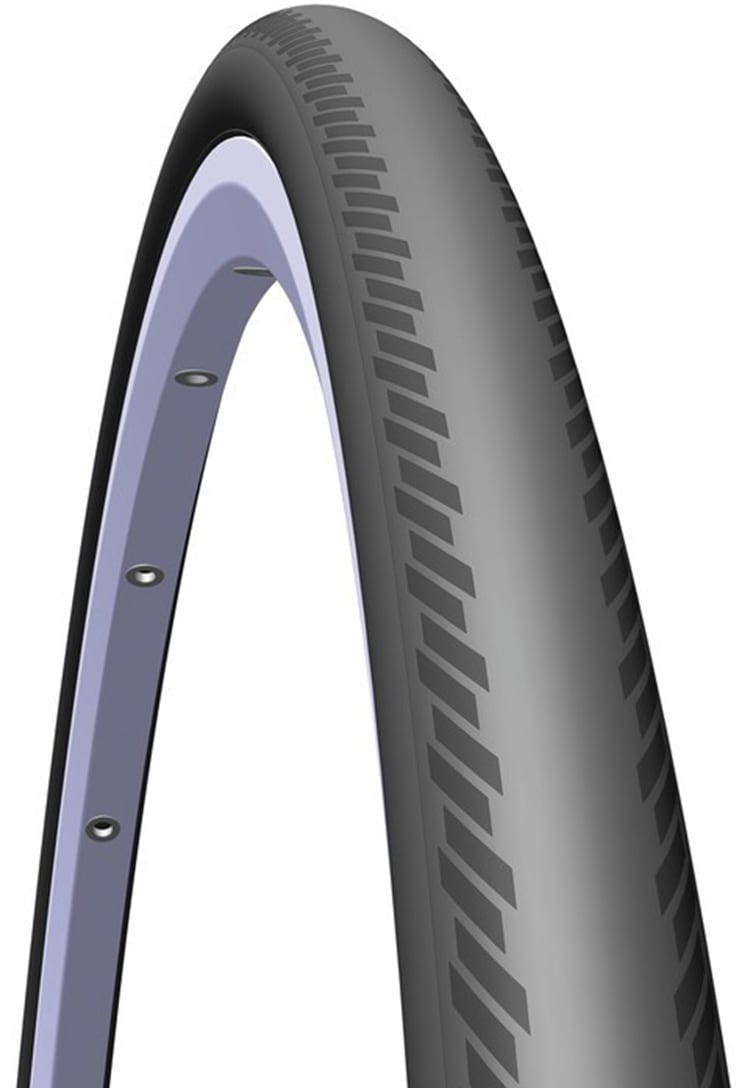 Mitas Fahrradreifen Road-Reifen Arrow R 16 (1-tlg) schwarz Fahrradteile Fahrradzubehör Fahrräder Zubehör